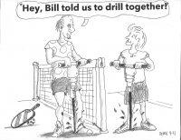 Drill Cartoon May 22