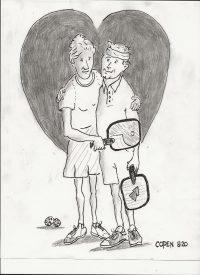 martinBrenda cartoon